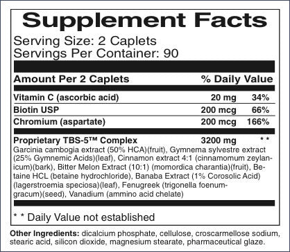 Syntra-5 Ingredients