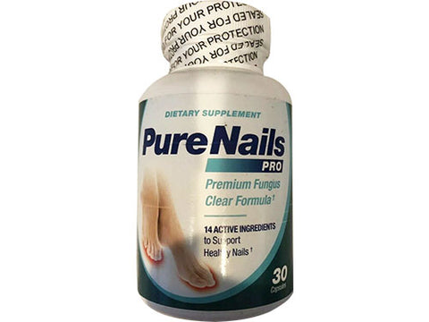 Pure Nails Pro (30 Capsules)