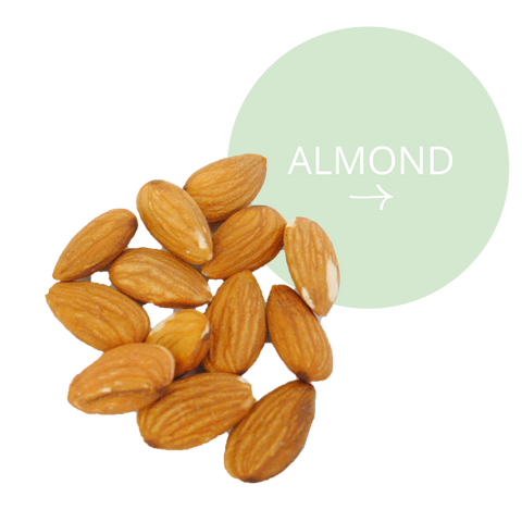 Realm All Natural Ingredients - Almond