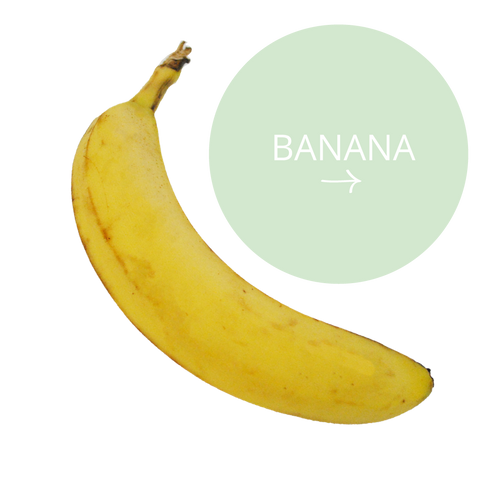 Realm All Natural Ingredients - Banana