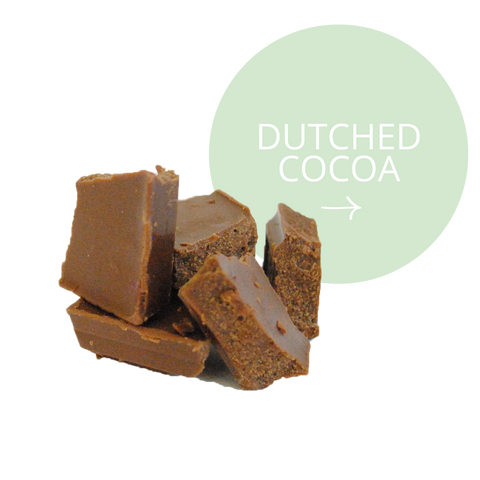 Realm All Natural Ingredients - Dutched Cocoa