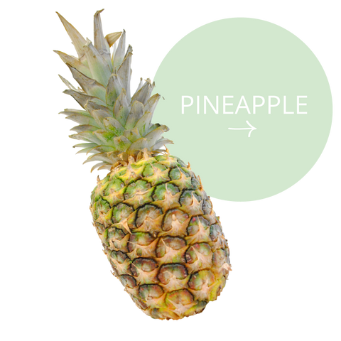 Realm All Natural Ingredients - Pineapple