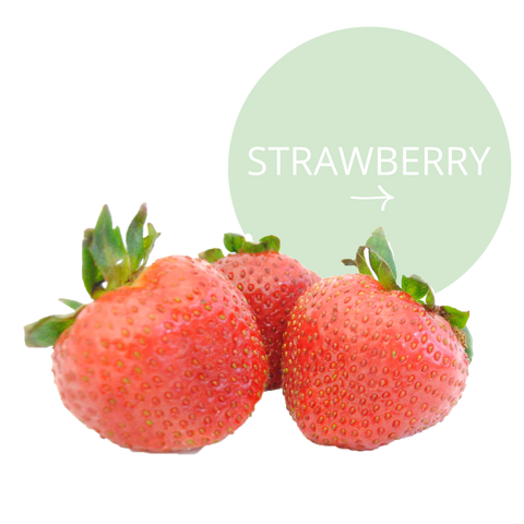 Realm All Natural Ingredients - Strawberry