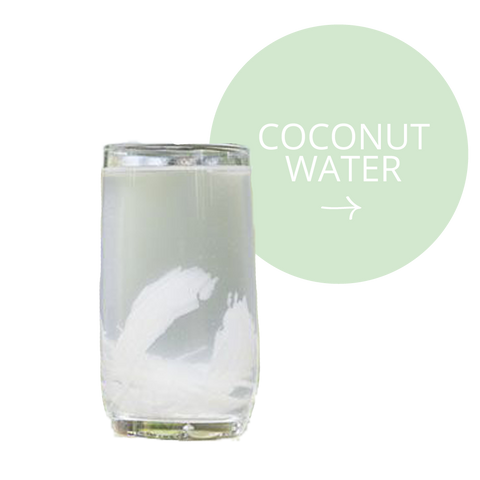 Realm All Natural Ingredients - Coconut Water