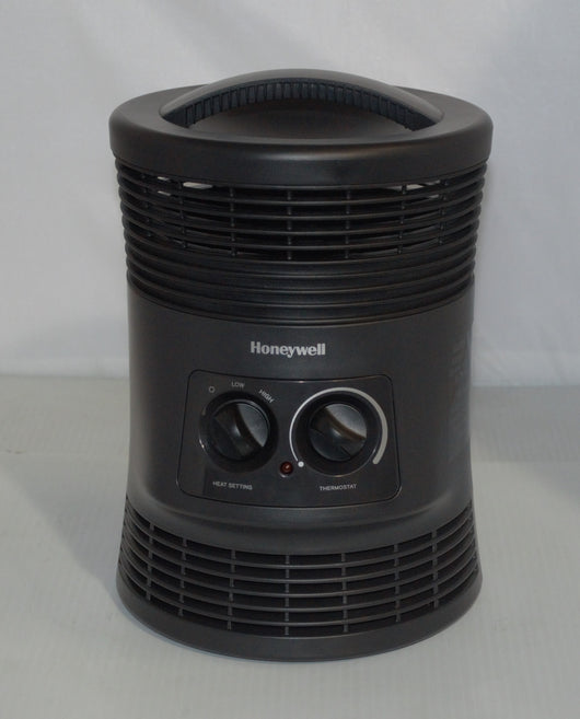 Honeywell HHF360V 360 Degree Surround Fan Forced Heater with Heat Output,...