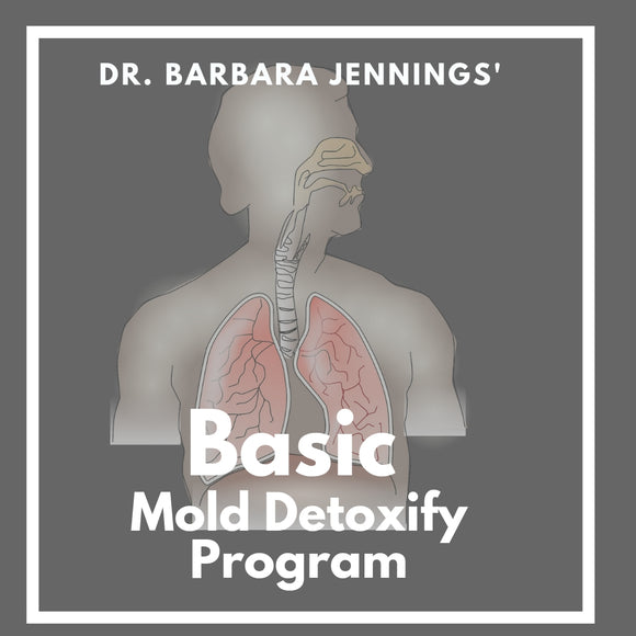 Basic Mold Detoxify Program