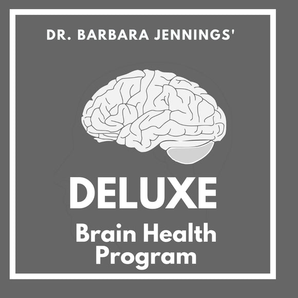 Deluxe Brain Health Program
