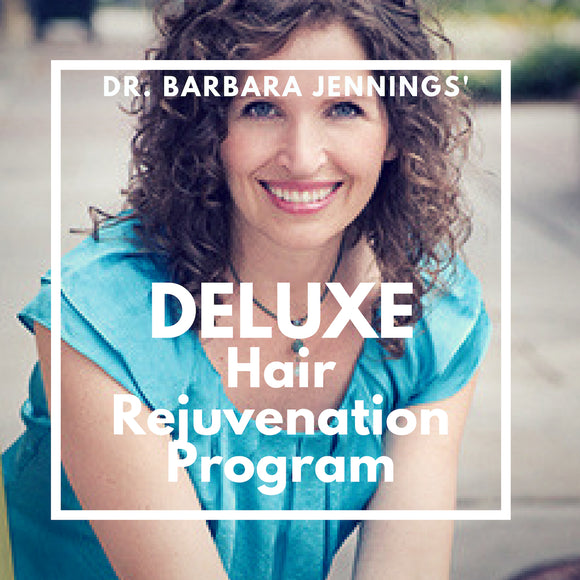 Deluxe Hair Rejuvenation Program