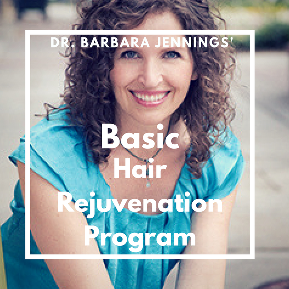 Dr. Barbara Jennings' Healthy Hair Program