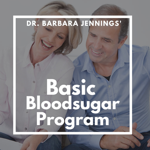 Dr. Barbara Jennings' Blood Sugar Support