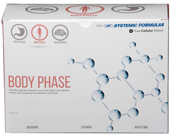 Body Phase Refill True Cellular Detox (TCD)