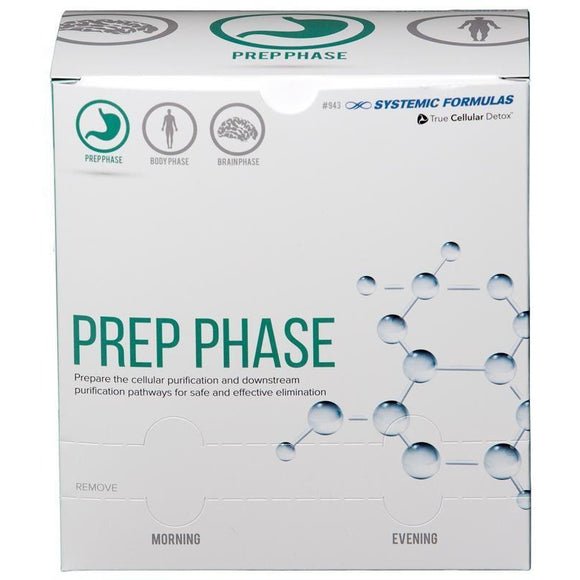 Prep Phase Refill True Cellular Detox (TCD)