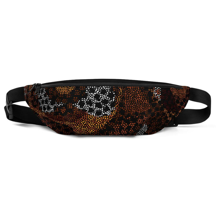 Avana Fanny Pack in Brown - Veer Active