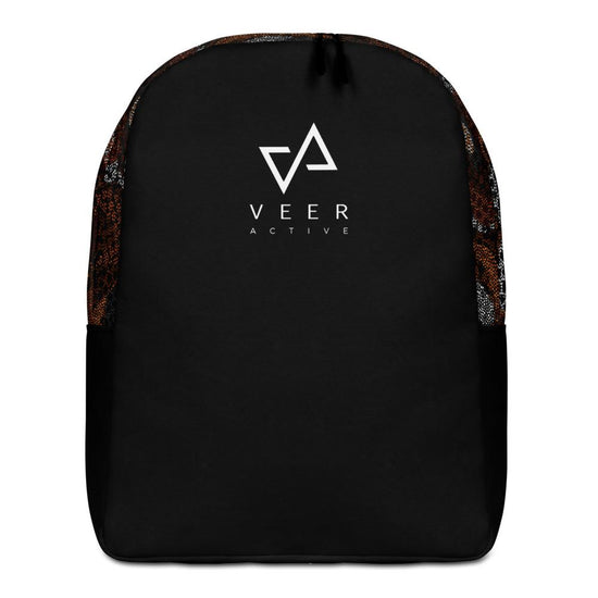 YOU NEED this Backpack in Black - Veer Active