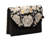 Lola Cross Body Handbag - Miranda Black - LUCINE