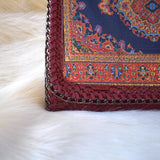 Middle Eastern Handbag - Burgundy - LUCINE