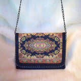 Middle Eastern Handbag - Black - LUCINE