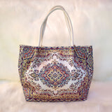 Middle Eastern Tote Bag - Ivory
