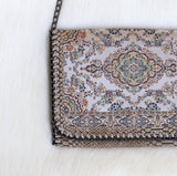 Middle Eastern Handbag - Beige - LUCINE