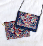 Middle Eastern Design Cosmetic Pouch // Large - LUCINE