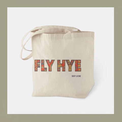 ARMENIA Tote Bag // FLY HYE