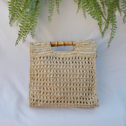 Tropics Gili Bag - Cream