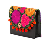 Lola Cross Body Handbag - Petunia - LUCINE