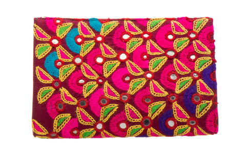 Bella Clutch Handbag - Chameli