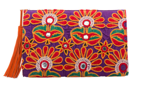 Bella Clutch Handbag - Samaira