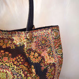 Middle Eastern Tote Bag - Black