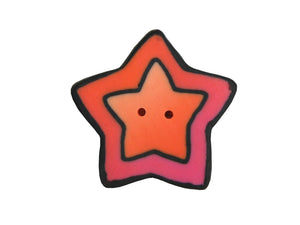 Cheri Strole Starbright 7/8 inch Novelty Buttons Multi Color