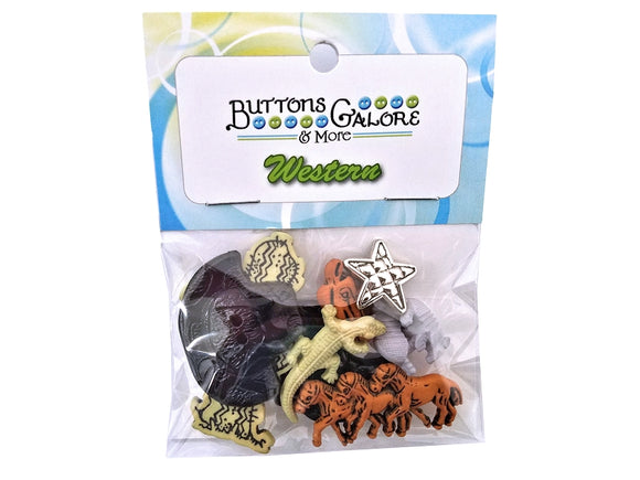 Buttons Galore Texas Novelty Buttons Buttons Galore Theme Pack