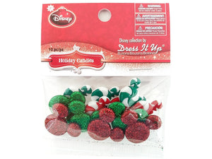 Disney Christmas Holiday Candies<br> Dress It Up Theme Pack
