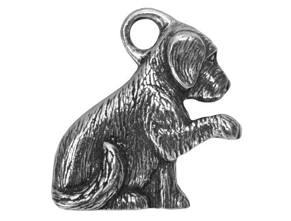 Danforth Molly 7/8 inch 3D Pewter Pendant