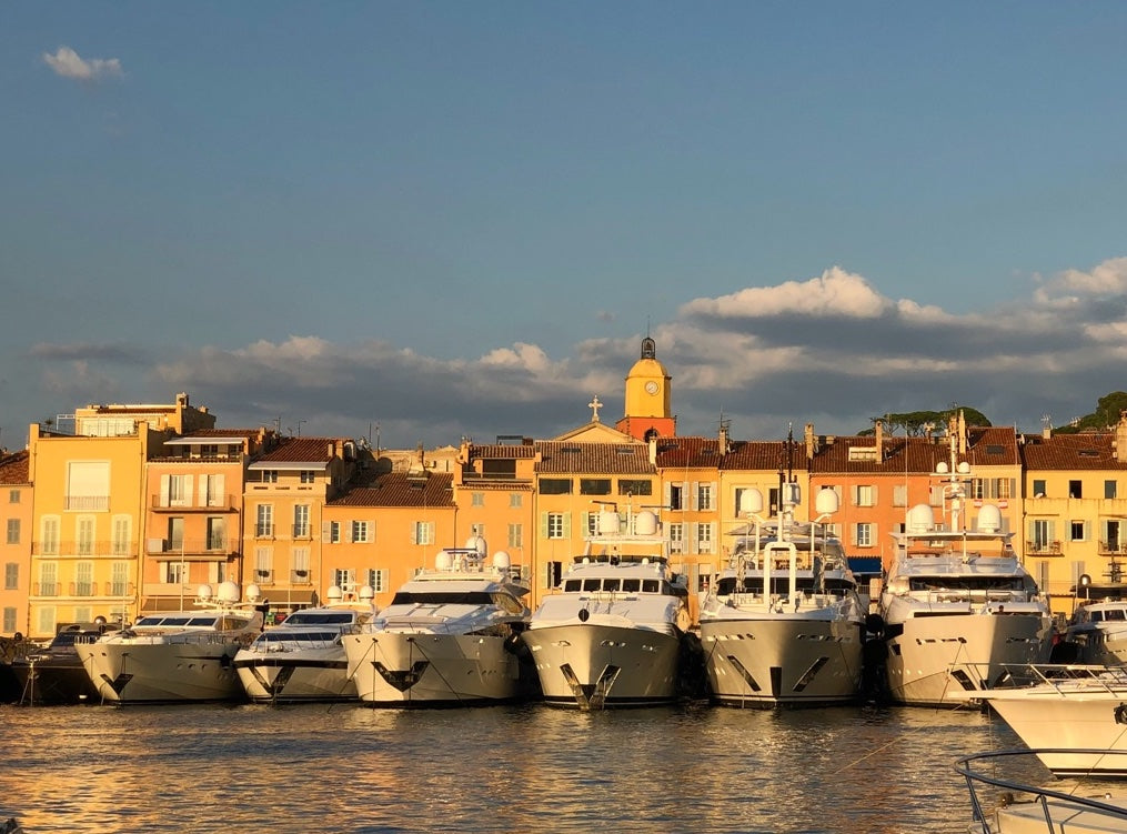 The Enduring Love Affair with St Tropez