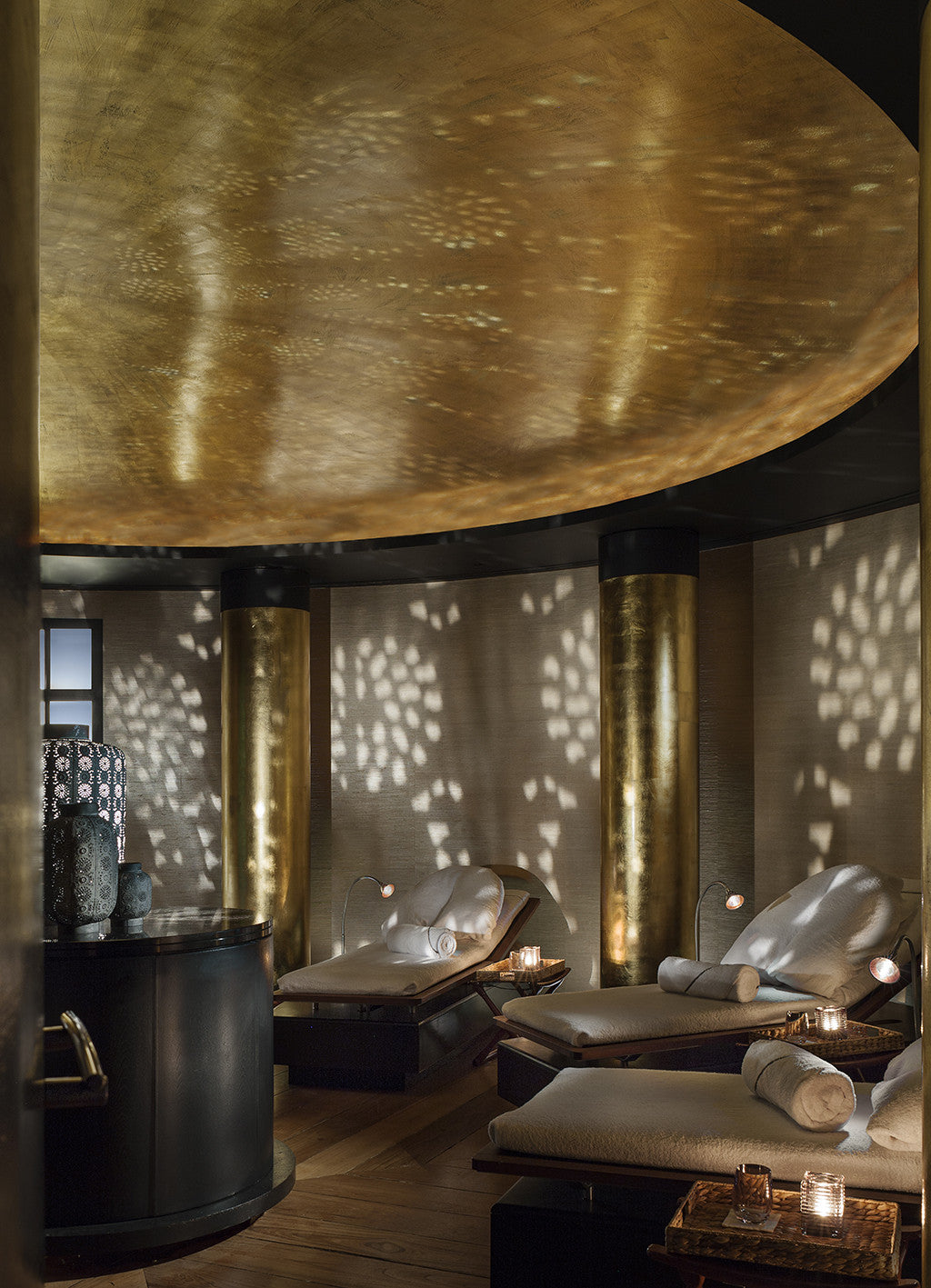 Award winning tranquil day spa at 5 star hotel covent garden