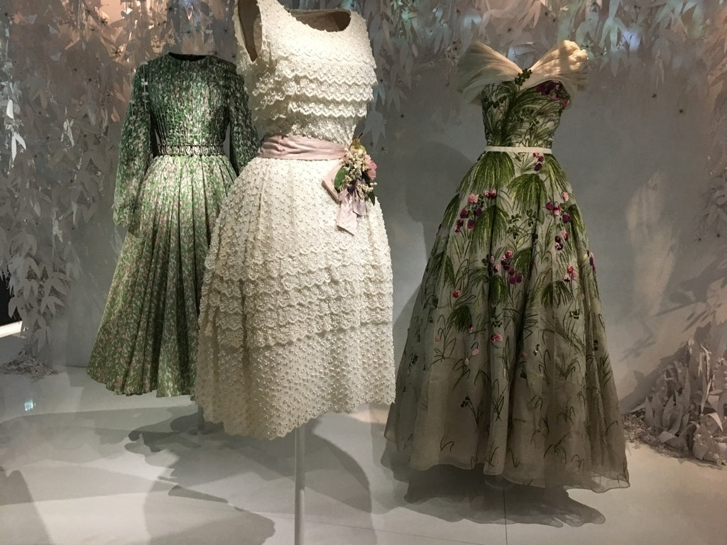 Christian Dior Couturier du Reve exhibition paris