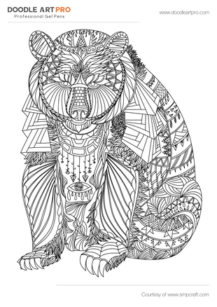 Printable Coloring Pages PDF