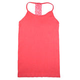 Coobie Lace 'T' Strap Camisole (20 Color Choices)