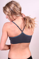 Coobie Seamless Sport Bra (12 Color Choices)