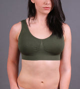 Coobie Comfort Bra (18 Color Choices)
