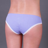 Coobie Cheeky Panty with Lace Trim (12 Color Choices)