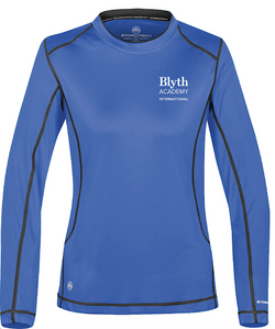 Women's H2X-DRY Hybrid Long sleeve Tee