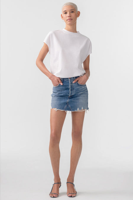 Mini Ruffle Shorts
