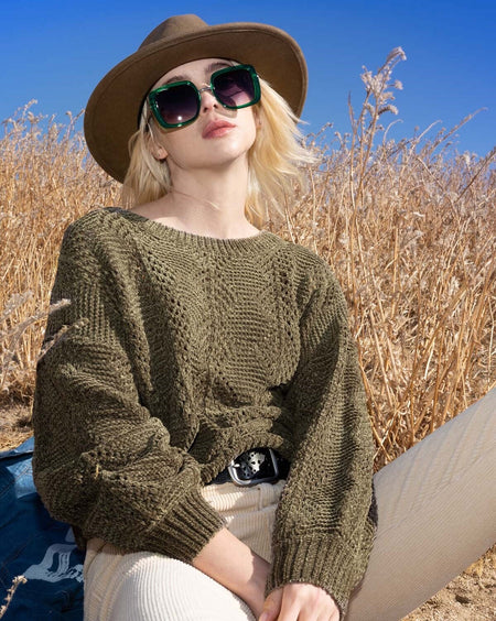 Hemlock Sweater
