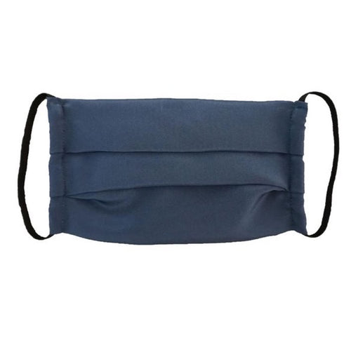 Face Mask - solid navy