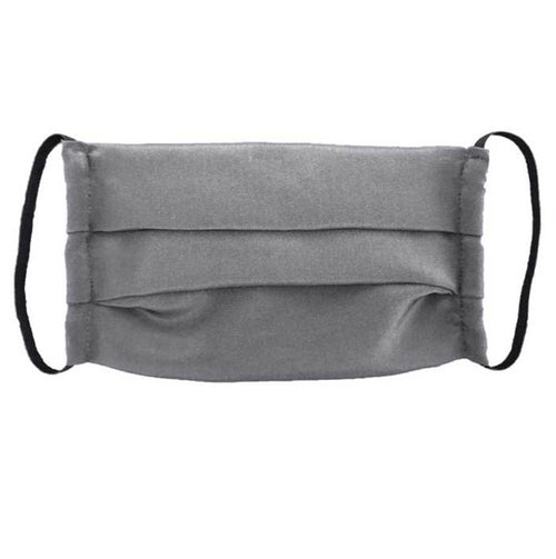 Face Mask - Solid Grey
