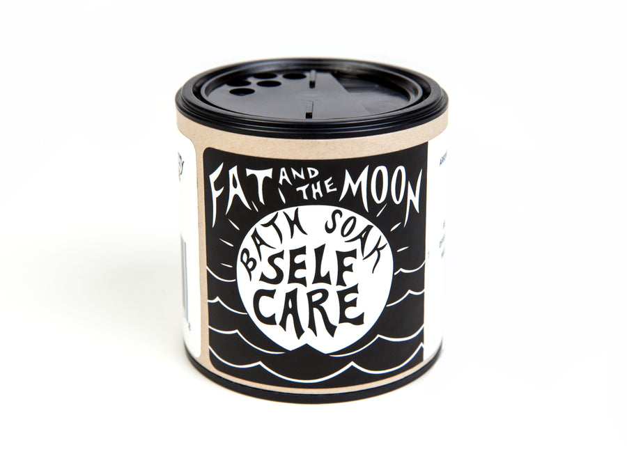 fat and the moon 'self care bath soak'