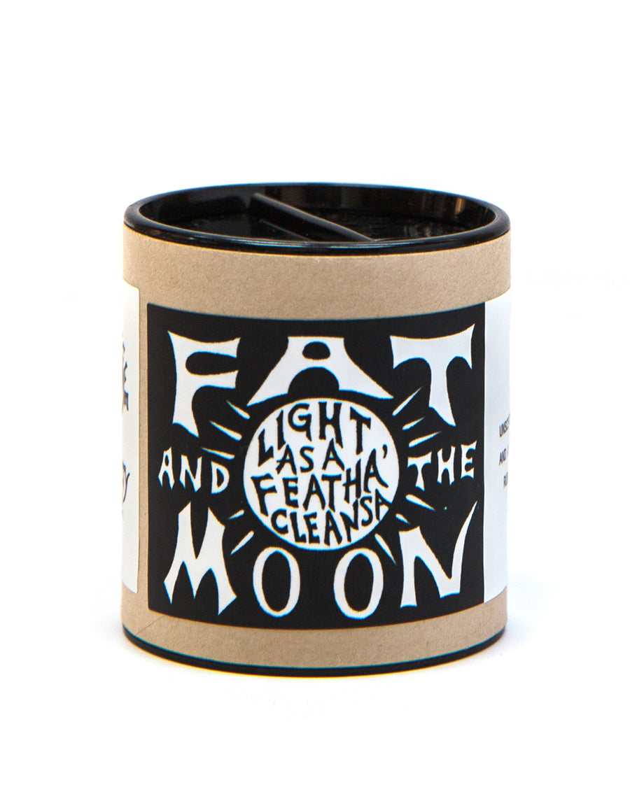 fat and the moon 'light as a featha cleanser'