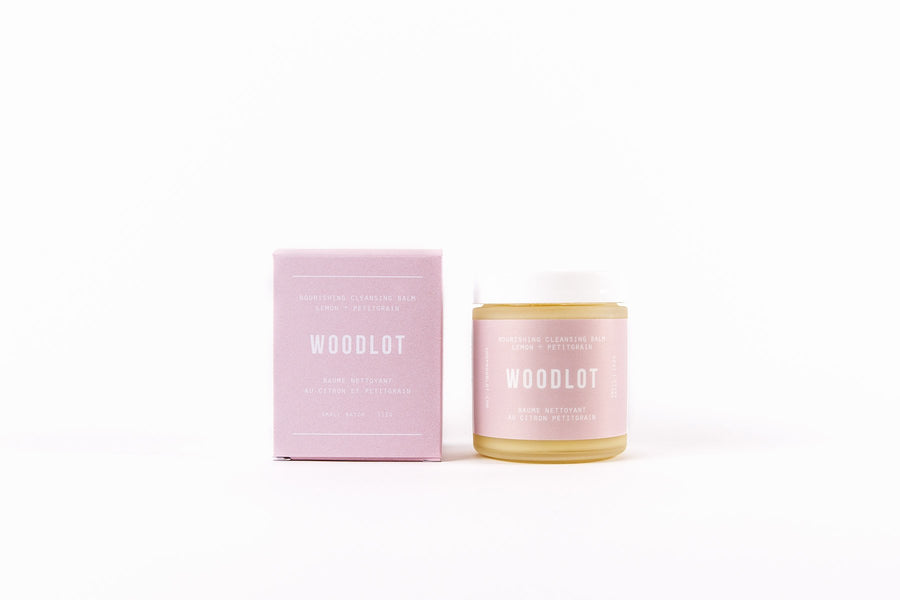 woodlot nourishing cleansing balm